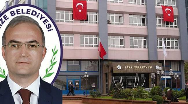 Rize Belediye Başkan Yardımcısı Bilsel'in Acı Günü