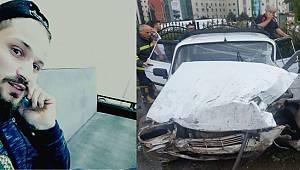 Rize'deki Kazadan Acı Haber. Ağabey Hayatını Kaybetti, Kardeşi Yoğun Bakımda