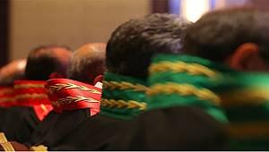 Rize'ye Gelen ve Rize'den Giden Hakim ve Savcılar