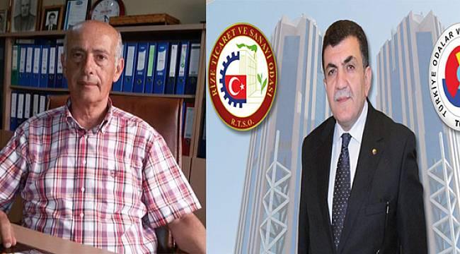 TOBB Yönetim Kurulu Üyesi ve RTSO Başkanı Karamehmetoğlu'nun Kuzen Acısı