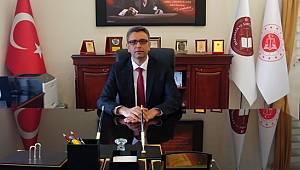 Hakim Amaç, Rize Ağır Ceza Mahkeme Başkanı Oldu