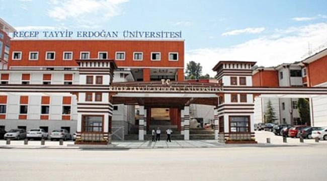 Recep Tayyip Erdoğan Üniversitesi Sürekli İşçi Alımı Noter Kura İsim Listesi