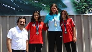 Akarsu Slalom Kano Türkiye Kupası Yarışları Sona Erdi