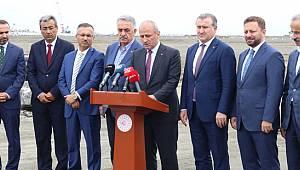 Bakan Turhan: Rize-Artvin Havalimanı Planlanandan 2 Yıl Önce Bitecek