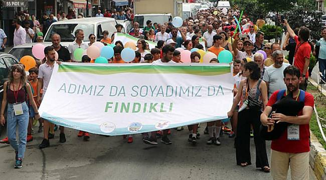 Fındıklı Yeşil Altın Gümüş Deniz Festivali Başladı