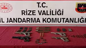 Rize'de Kaçakçılıkla Mücadele