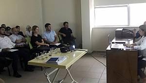 Rize'de Kanser Tarama Değerlendirme Toplantısı Düzenlendi