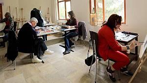 Rize'de Uluslararası Resim Çalıştayı Düzenlenecek