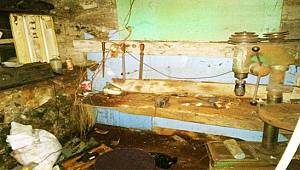 Rize'de Kaçak Silah Atölyesine Operasyon
