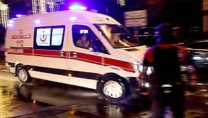 Rize'de Yüksekten Düşen Genç Kız Ağır Yaralandı