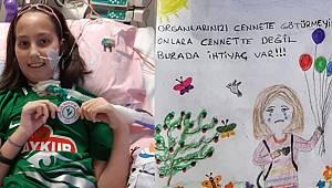 """Kalp Aranan 11 Yaşındaki Rizeli Esila: """"Yaşamak İstiyorum"""""""