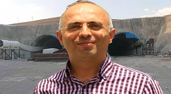 Karasu: Ovit'in Tamamlayıcısı Kırık Tünelinin Hizmete Girmesiyle Türkiye Yıllık 2 Milyon Dolar Tasarruf Sağlayacak
