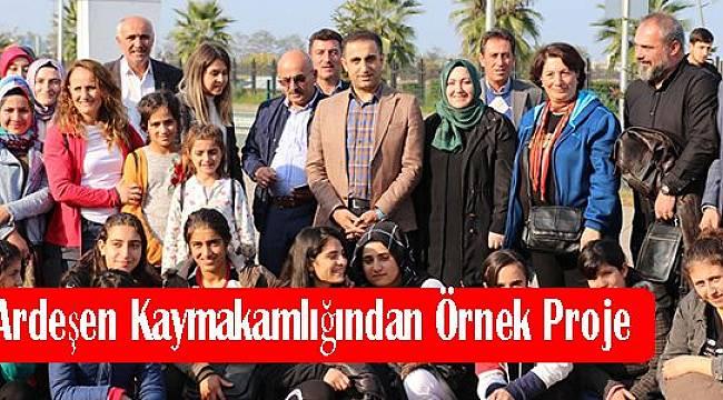 Bitlis Güroymak İle Ardeşen Arasında Kardeşlik Kervanı Oluşturuldu