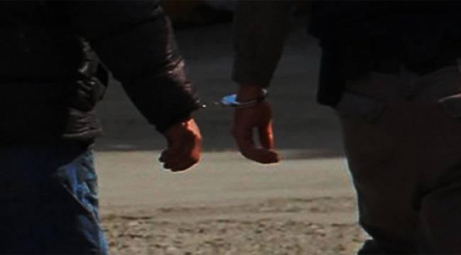 Rize'de Hırsızlık Yaptığı Öne Sürülen 2 Zanlı Tutuklandı
