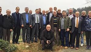 Rize Ziraat Odası 1 Milyon 665 Bin Liraya 13,5 Dönüm Arazi Satın Aldı, Yerli Fidan Yetiştirecek