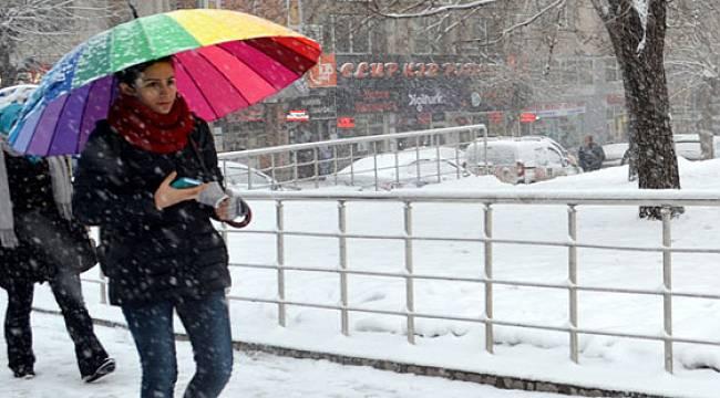 Doğu Karadeniz'de Kar ve Şiddetli Yağmur Bekleniyor