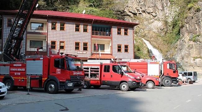 Kaçkar İtfaiye Mezbahane ve Katı Atık Birliği Greyder Operatörü Alacak