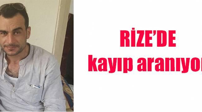 Rize'de Adliye Çıkışında Kayboldu, Günlerdir Aranıyor