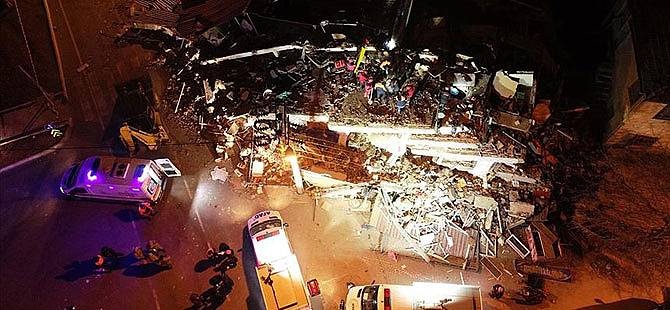 Deprem Nedeniyle Rize'den Elazığ'a Kurtarma Ekipleri Sevk Edildi