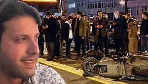 Rizeli Gencin Kullandığı Motosiklet Metrobüsle Çarpıştı 1 Ölü, 1 Yaralı
