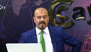 ÇAY TV Spor Müdürü Muratoğlu'na Çirkin Saldırı