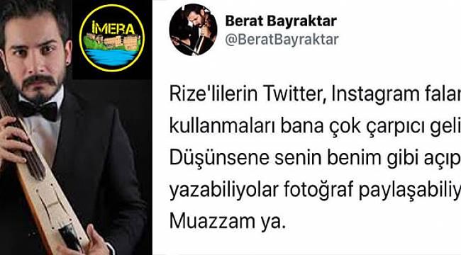 İMERA'dan Trabzonlu Sanatçının Alçakça Küstah Paylaşımına Açıklama
