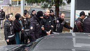 Rize Emniyet Müdürü Altuğ Verdi'nin şehit edilmesine ilişkin soruşturmada Trabzon'da gözaltına alınan 6 kişi İstanbul'a gönderildi