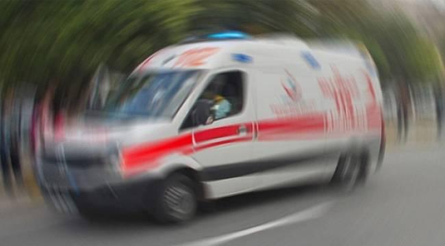 Rize'de silahlı saldırıya uğrayan kadın yaralandı.