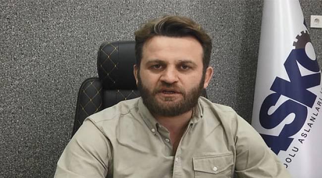 """ASKON Rize Şube Başkanı Karakoyun: """"Çay Mücbir Sebep Kapsamına Alınmalı"""""""