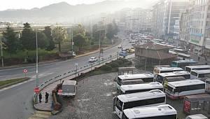 Rize ve İlçelerinde Toplu Taşıma Seferleri Yeniden Başlıyor