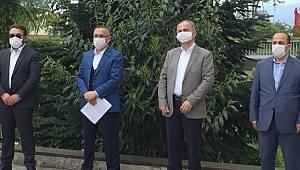 Rize'de Maskesiz Dolaşmak Yasaklandı