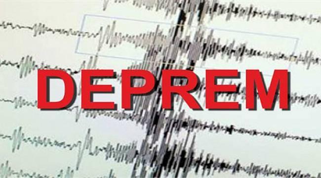 Bingöl'de Yine Deprem, Rize Yine Depremi Hissetti