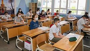 Rize'de 6 Bin 4 Öğrenci LGS'ye Girdi