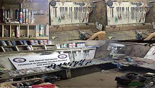 Rize'de Ruhsatsız Silah Atölyesine Operasyon: 2 Gözaltı