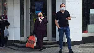 Çalışanda Virüs Çıktı, Banka Şubesi Kapatıldı