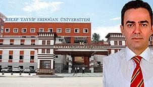 Kovid-19'u Yenen RTEÜ'lü Doktor Prof. Dr. Erdoğan, 4 Gündür Yaşam Mücadelesi Veriyor