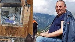 Rize'de Kumar Oynatılan Ev Rize İyi Parti İl Başkan Yardımcısı Yıldız'ın Evi Çıktı