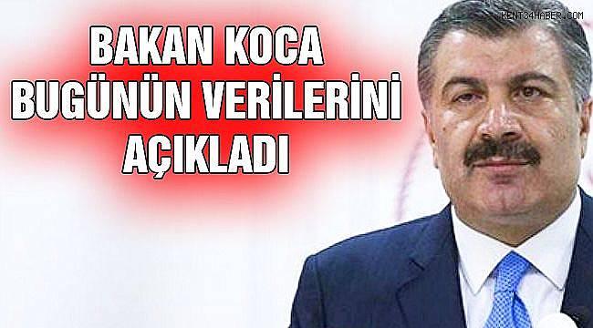 4 Ekim Türkiye'nin koronavirüs tablosu