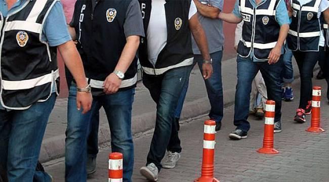 Rize'de FETÖ/PDY Şüphelisi 2 Kişi Tutuklandı