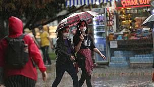 Trabzon, Rize ve Artvin İçin Sağanak Uyarısı
