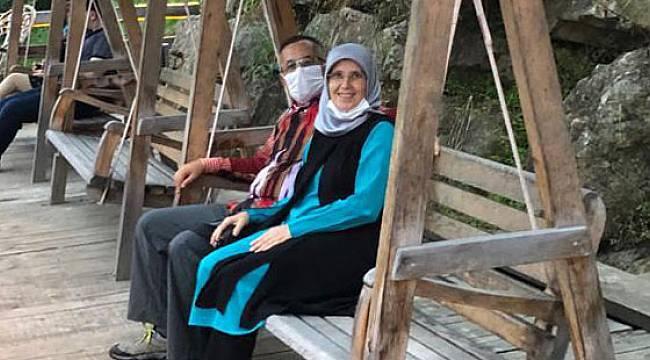 Rize Valisi Kemal Çeber ve Eşinin Koronavirüs Testi Pozitif Çıktı