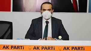 AK Parti Rize İl Başkanı Alim'den Can Ataklı Hakkında Suç Duyurusu